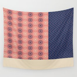 AFE Geometric Abstract Wall Tapestry