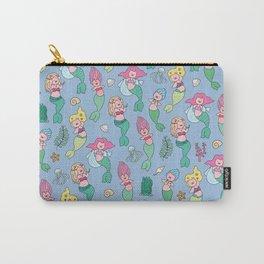 piggy mermaids Carry-All Pouch