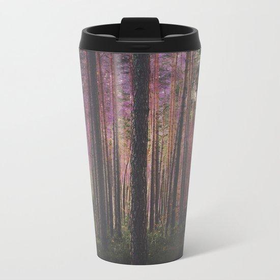 COSMIC FOREST UNIVERSE Metal Travel Mug