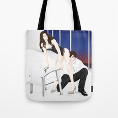 final touches  Tote Bag