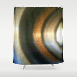 Halo. Shower Curtain