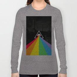 Floydian collage PinkFloyd Long Sleeve T-shirt