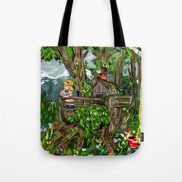 Little Explorers Tote Bag