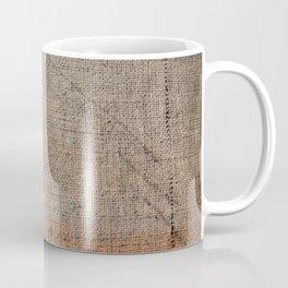 Vintage Material Coffee Mug