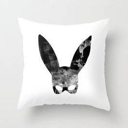 come to bed Throw Pillow