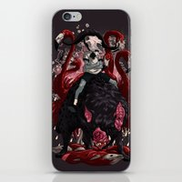 kieren walker iPhone & iPod Skins featuring Walker by SPYKEEE