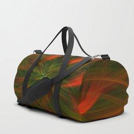 Forest Blossom Duffle Bag