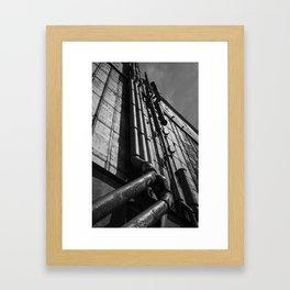 Silo #5 Framed Art Print
