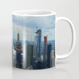 Manhattan City Jungle View Coffee Mug