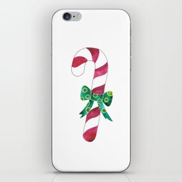 Christmas Season —Candy Canes iPhone Skin