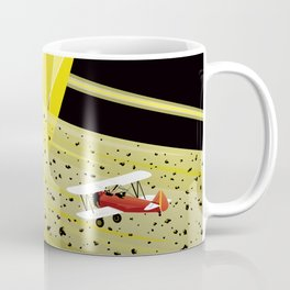 Lost In Time and Space Coffee Mug
