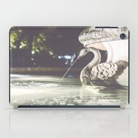 font iPad Cases featuring swan font by iCorreyero