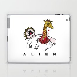Alien Jirafa Laptop & iPad Skin