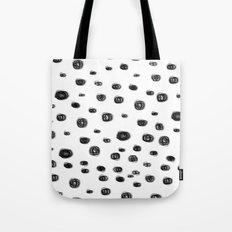 dots dots Tote Bag