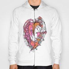 Anatomy Of a Heart Hoody