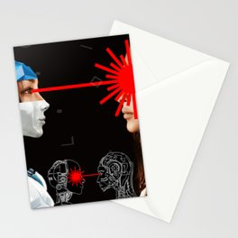 Laser Bot by GEN Z Stationery Cards