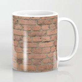 Stone Brick Wall Coffee Mug