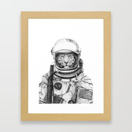 Apollo 18 Framed Art Print