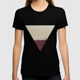 Field of Red T-shirt