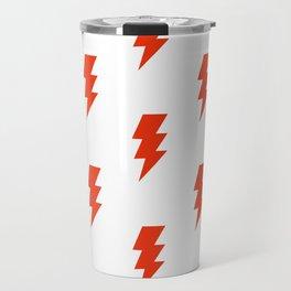 BOLT ((cherry red)) Travel Mug