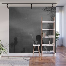 Light and Darkness.. Wall Mural