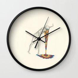 Nevermind Wall Clock