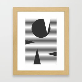 time we have Framed Art Print