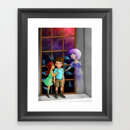 The Hands Can't Resist Him Framed Art Print