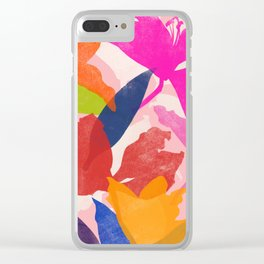 lily 16 Clear iPhone Case