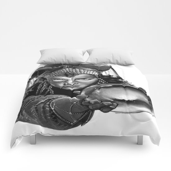 Beware....its Magic Comforters