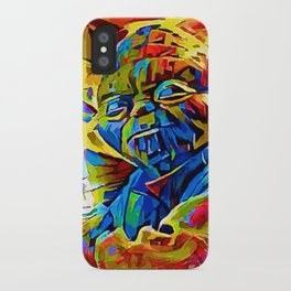 Yoda iPhone Case