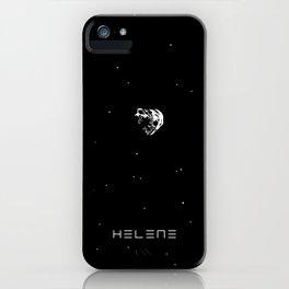 HELENE iPhone Case