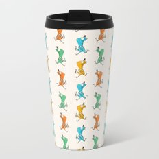 Dapper Gentlemonster Metal Travel Mug