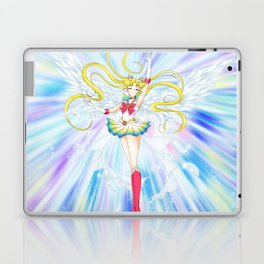 super sailor moon manga ver. Laptop & iPad Skin