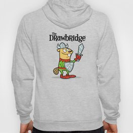 The Drawbridge Logo Hoody