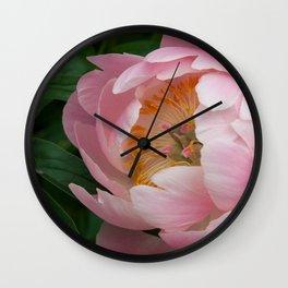 Bold and Beautiful Photograph by Teresa Thompson Wall Clock