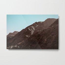 High cliffs Metal Print
