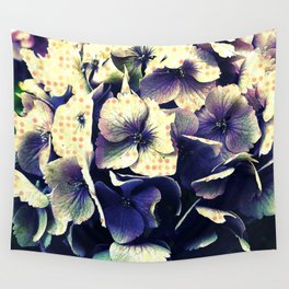 Floral theme [Vintage] Wall Tapestry