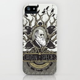 On the Origin of Species iPhone Case