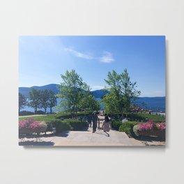 The Sagamore at Lake George - view 2 Metal Print
