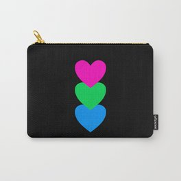 Polysexuality in Shapes Carry-All Pouch