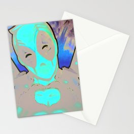 HE LOVES YOU Stationery Cards