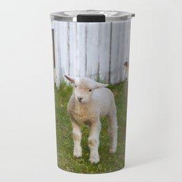 3 Little Lambs Travel Mug
