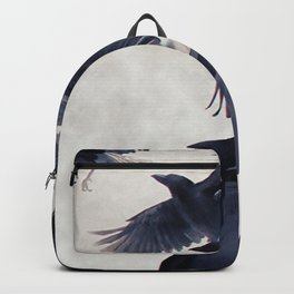 I wish that I could fly ... Backpack