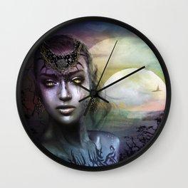 3moons Wall Clock