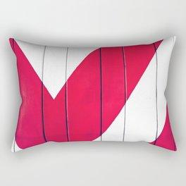 Bilbao | by Raúl Sualdea Rectangular Pillow