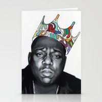 notorious Stationery Cards featuring Notorious by Jared Yamahata