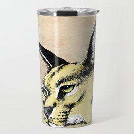 CARACAL Travel Mug