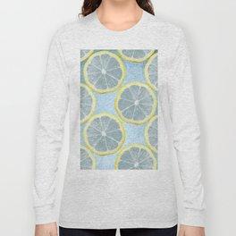 Lemon lemonade lemons Long Sleeve T-shirt