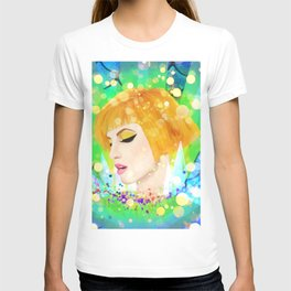 Digital Painting - Hayley Williams T-shirt